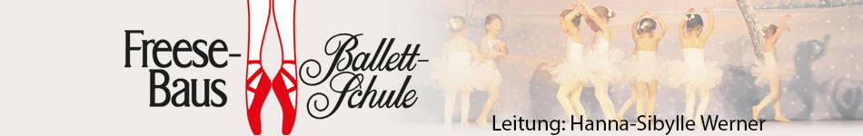 header Ballettschule Freese-Baus